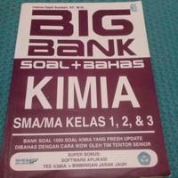 BIG BANK SOAL BAHAS KIMIA SMA