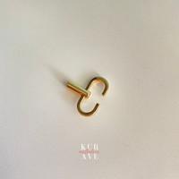 Chanel Chain Hook Bag Strap Adjuster - Gold