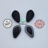 NosePad Kacamata Nike Bantalan Nose pad Nike Silicone Push-On