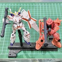Assault kingdom Gundam Zaku Char,Char's Unicorn Set Collection Bandai