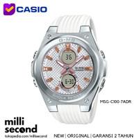 Jam Tangan Wanita CASIO BABY-G G-MS MSG-C100-7ADR