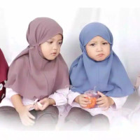 Kerudung TASYA DIAMOND kerudung anak perempuan jilbab anak hijab anak