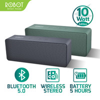 SPEAKER PORTABLE BLUETOOTH 5.0 ROBOT RB420 Support Micro SD-USB-AUX