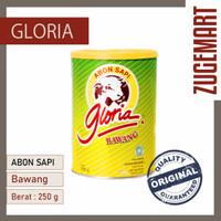 Abon Gloria Sapi Bawang 250 Gr