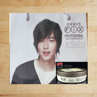 Wax Hair Menata Rambut BENCH FIX Professional Clay Doh 80 gr