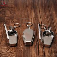 Asbak Portable Petimati - Asbak Mini -Asbak Unik Bahan Stainless steel