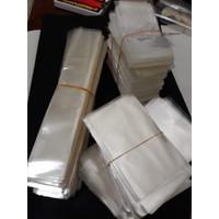Plastik Kaca Bening Untuk Bros Aksesoris Souvenir 50 Gram