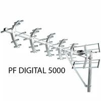 Antena TV Digital/Analog Outdoor PF Digital 5000