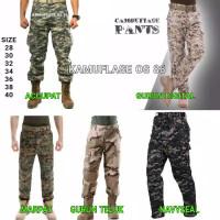Celana Army Panjang PDL marpat/Gurun/acupat