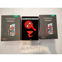 MERCHANDISE OPPO F3 BLACK EDITION WITH SPIDERMAN HOME COMING LANGKA