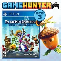 PS4 Plant vs Zombies Battle for Neighborville / PvZ Neighborville