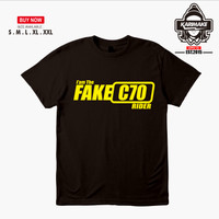 Kaos Baju Motor Fake Honda C70 Kaos Otomotif - Karimake