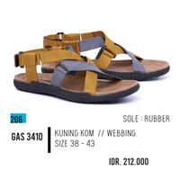 Garsel Shoes - Sandal Adventure / Hiking Pria GAS 3410 KNGKOM