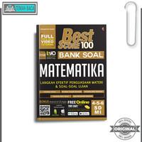 BUKU PELAJARAN SD BEST SCORE 100 BANK SOAL MATEMATIKA SD/MI 4,5,6
