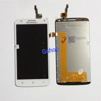 LCD LENOVO A628 + TOUCHSCREEN ORIGINAL - Putih