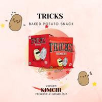 Snack Tricks Baked Potato Crisps Kimchi