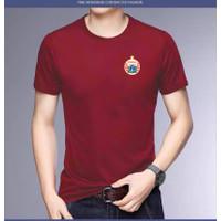 Kaos LOGO PERSIJA Premium Distro T-shirt Atasan