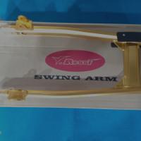 swing arm RX-King drag almu gold