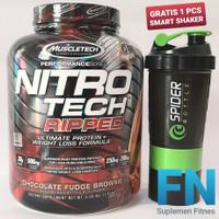 Nitrotech Ripped 4 Lbs Muscletech BPOM