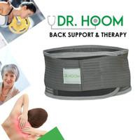 Dr Hoom Back Support & Therapy - Sabuk Terapi Pinggang