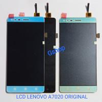 LCD LENOVO A7020 FULLSET + TOUCHSCREEN ORIGINAL - Gold