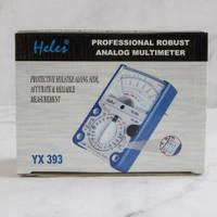 Multimeter ORI Avometer Multitester Digital Heles YX 393 YX393
