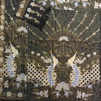 bahan sarimbit kain batik tulis pasangan