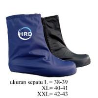 Jas Hujan Sepatu Rain Cover Shoes
