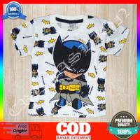 Baju atasan anak laki-laki batman fashion Cool - 1 tahun
