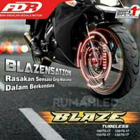 Ban FDR Blaze 130/70 ring 17 ban turing motor CBR R15 Vixion GSX