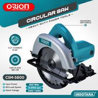 Circular Saw / Mesin Gergaji / Mesin Potong Orion CSM-5800