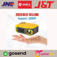 Mini LED Projector Proyektor A2000 Full HD 1080 Mini Portable Original