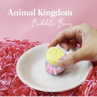 Secret Scenta Animal Kingdom Bubble Bath Bars