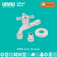 "UNNU Kran Tembok - ST03 1/2"""