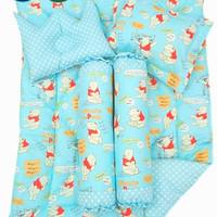 Set Perlengkapan Tidur Bayi Bed Cover Set Bantal Bayi m
