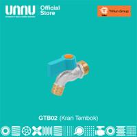 "UNNU Kran Tembok - GTB02 1/2"""