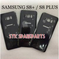 Backdor tutup belakang samsung S8 plus.hitam,grey,gold