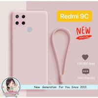 Case Xiaomi Redmi 9C Baby Skin FREE tali Premium Casing Soft TPU