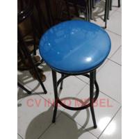 Bangku kursi tinggi stool counter toko besi ready makassar murah