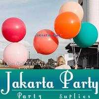Balon Latex Doff JUMBO / Balon Latex Jumbo / Balon Doff Jumbo
