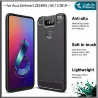 Case Asus Zenfone 6 2019 Soft UltraSlim Casing Premium Edition Cover