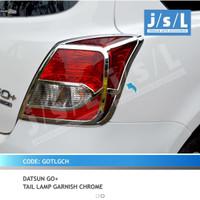 Datsun GO Garnish Lampu Belakang JSL/Tail Lamp Garnish Chrome