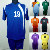 Setelan Baju/Kaos Sepak Bola/Futsal Team/Tim Dewasa