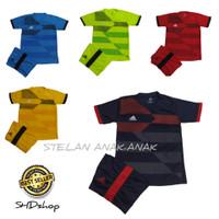 Baju Bola Anak Usia 6-12 Tahun Jersey Bola Dan Futsal Anak SD SSB