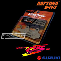 Kampas rem DEPAN Suzuki Tornado DAYTONA Original