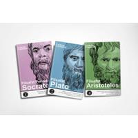 PAKET BUKU FILSAFAT - SOCRATES PLATO ARISTOTELES - FREDERICK COPLESTON