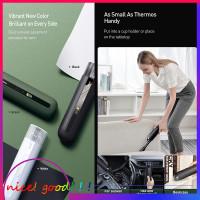 Baseus Portable Car Vacuum Cleaner Wireless Handheld Auto Vaccum - Hitam