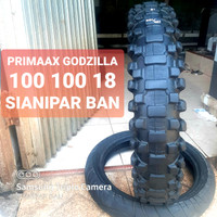 BAN PRIMAAX GODZILLA 100/100 18 REAL PICT TRAIL CROSS SUMO