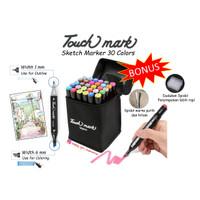 Spidol 30 Warna Gambar Anak Sketsa Twin Marker Sketch Copic