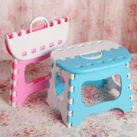 Kursi / Bangku Lipat Mini - Kursi Lipat Anak Mini - Babamu - kuning motif